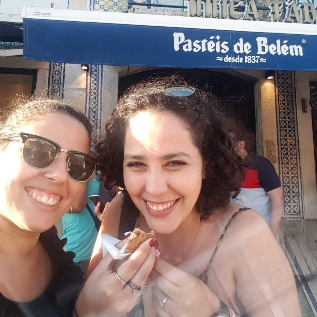 Mis e Elisa em Portugal